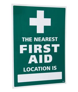 Nearest-first-aid
