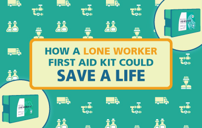 How a Lone Worker First Aid Kit Could Save a Life