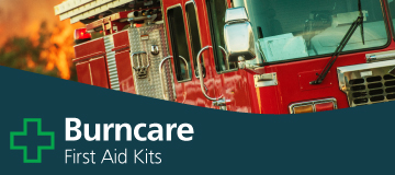 Burncare first aid