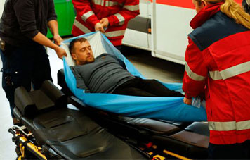 Evacuation, Immobilisation & Patient Handling