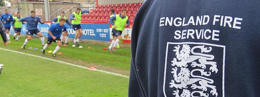 Firesport UK England Football Team