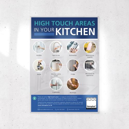 Kitchen high touch points