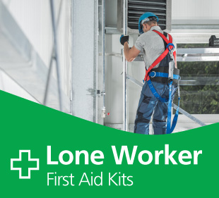 Lone worker first aid