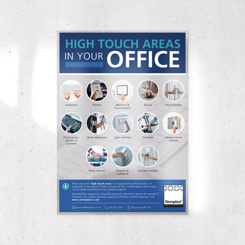 Office high touch points
