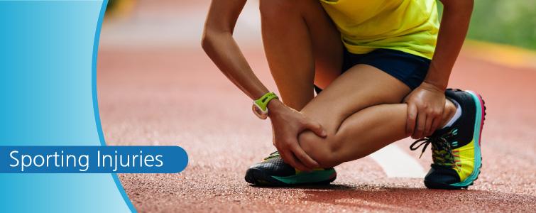 Sporting injuries