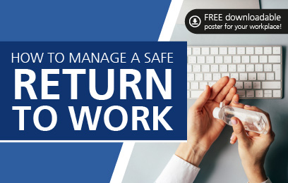 Safe return to work