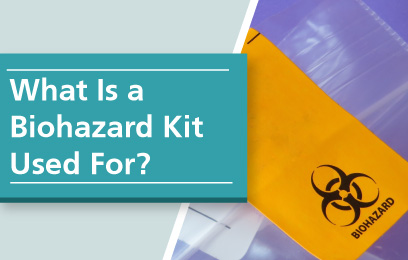 What Is a Biohazard Kit Used For?