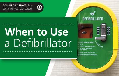 When to Use a Defibrillator