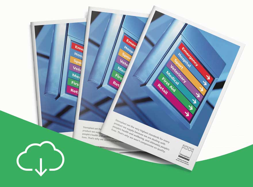 First Aid sector - Brochure Download