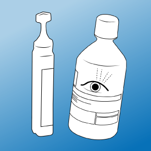 How to use Sterowash & wound wash: Step 1