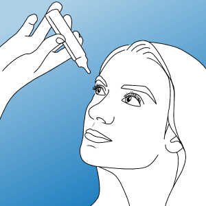 How to use Sterowash & wound wash: Step 2