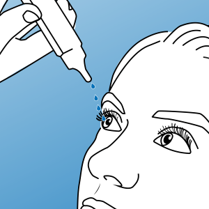 How to use Sterowash & wound wash: Step 3